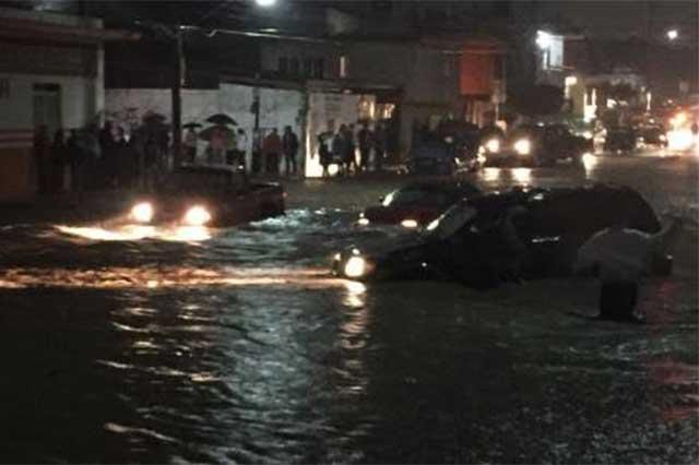 Las lluvias provocan la muerte de 5 personas en Durango
