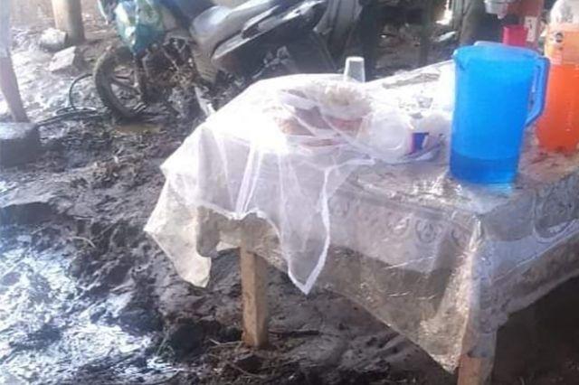 Familias en Huaquechula siguen sin apoyos por inundaciones