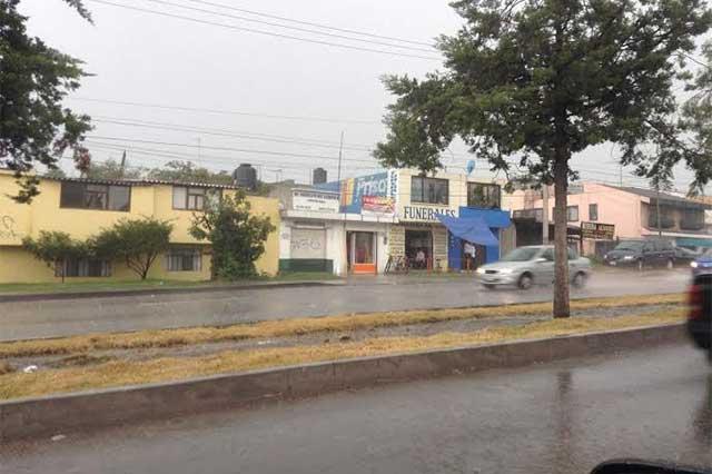 Lluvias torrenciales y bajas temperaturas continuarán 48 horas más