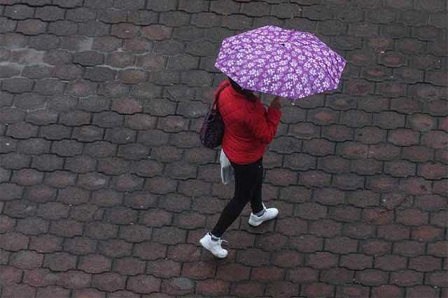 Calor y lluvias, lo que se espera para este viernes en el país