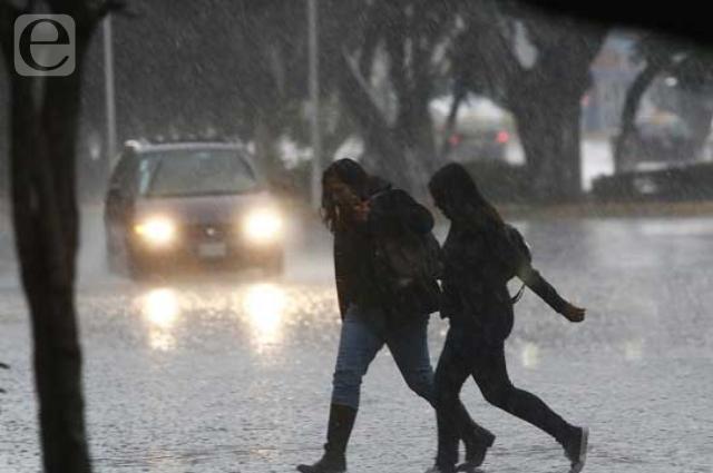 Prevén lluvias en todo el país por huracán Linda y tormenta Fred