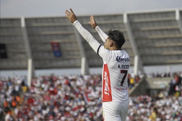 Con 10 hombres Lobos Buap se impone 1-0 a Dorados camino a la Liga MX