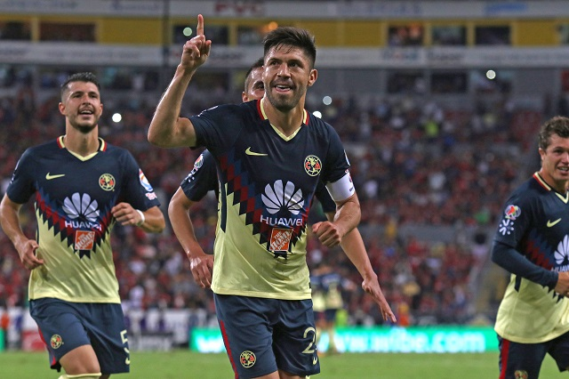 América no le gana a Puebla desde el Clausura 2015