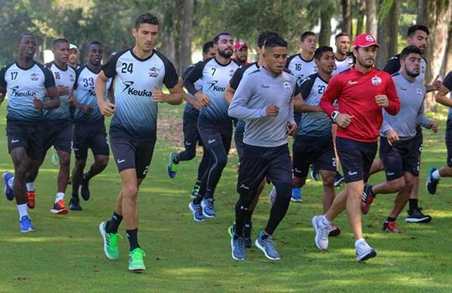 Lobos intensifica su preparación de cara al Clausura 2018