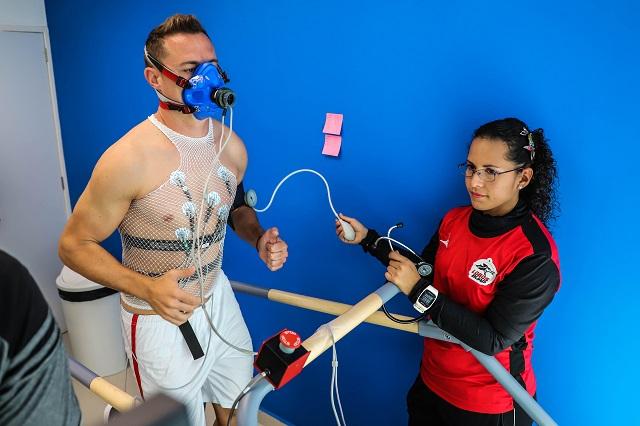 Lobos BUAP realiza con éxito sus pruebas médicas
