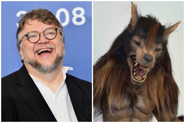 """""""Ni madres que fui yo"""" Guillermo del Toro niega paternidad de la botarga de la Buap"""