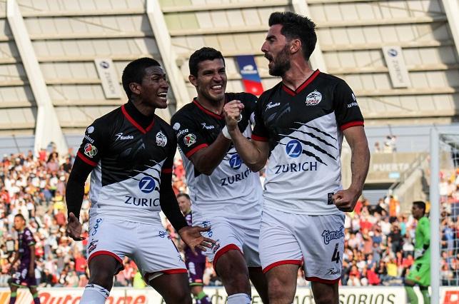 Después de golear al Veracruz, Lobos va a Tijuana