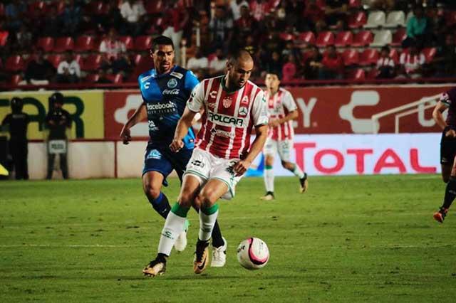 Lobos vuelve a sumar y Puebla sigue sin ganar