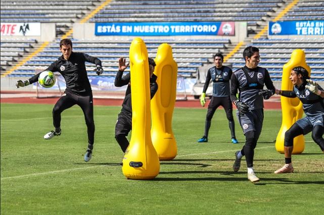 Lobos está listo para enfrentar su primer partido del Clausura 2019
