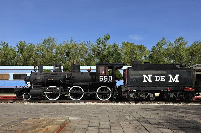 Reabre en Puebla el Museo Nacional de los Ferrocarriles Mexicanos