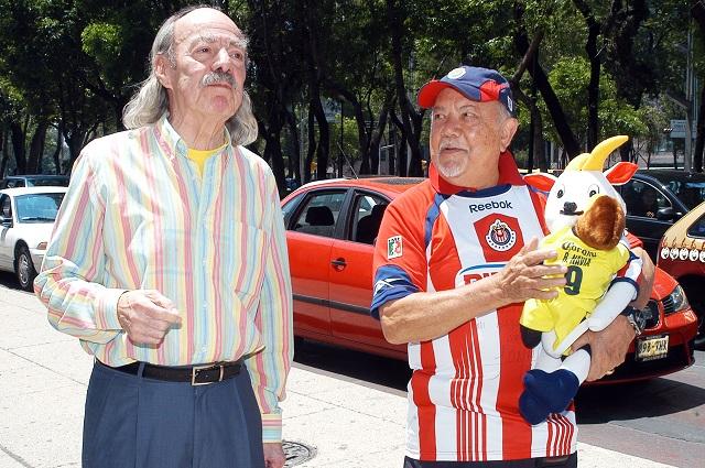 Sergio Corona dice que El Loco Valdés esta delicado de salud