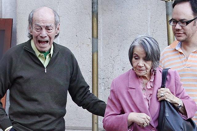 Arcelia Larrañaga, esposa de 'El Loco' Valdés murió