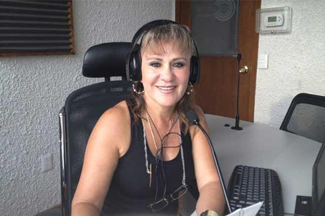 Muere la locutora Cecilia Méndez, tras ataque armado del 16 de octubre