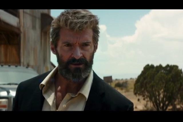 Lanzan tráiler de Logan, la última cinta de Jackman como Wolverine