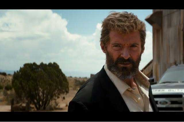 Revelan tráiler de Logan, cinta donde Jackman se despide de Wolverine