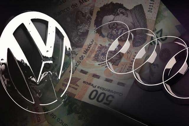 Niegan Audi y VW adeudo millonario con proveedoras