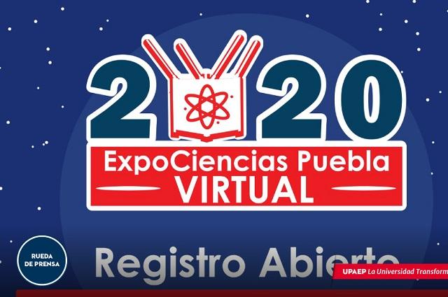 Más de 130 proyectos se inscriben a la XV ExpoCiencias Puebla 2020