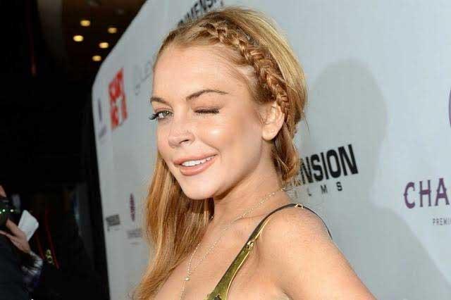 Lindsay Lohan busca que Donald Tump visite refugiados en Turquía