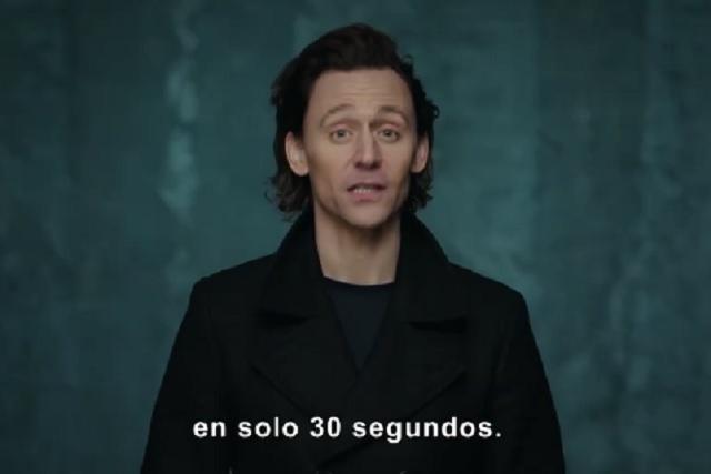 Loki cuenta su vida en sólo '30 segundos' en video