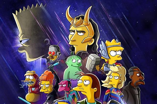 El corto El Bueno, El Bart y El Loki se estrena este 7 de julio en Disney+