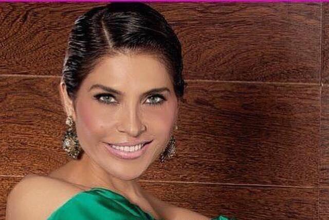 Lola Meritano muestra cicatrices en su lucha contra el cáncer de mama