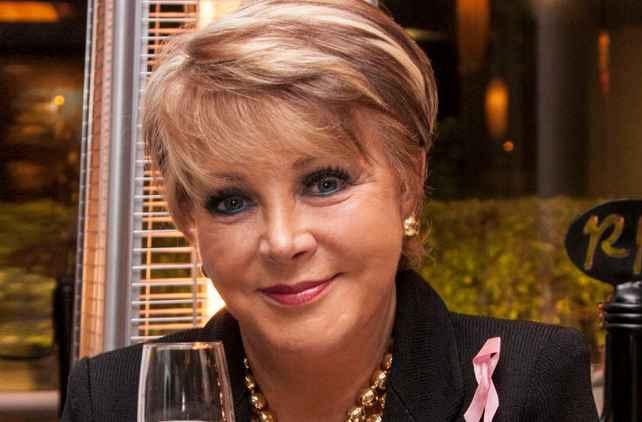 Lolita Ayala supera salida de Televisa y escucha ofertas de trabajo
