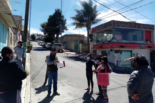 Piden atender desabasto de agua potable en Loma Bonita