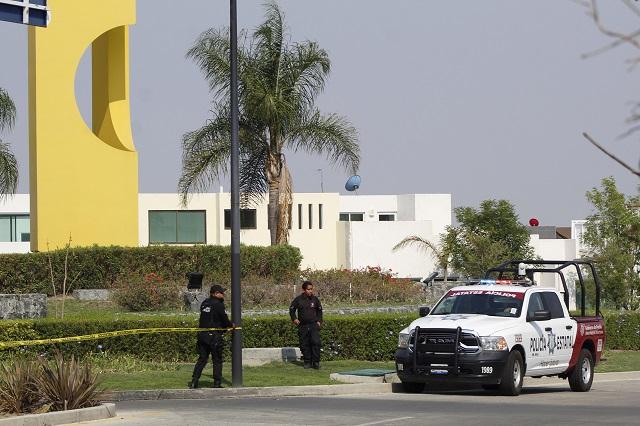 Capturan a 4 más por balacera en Lomas de Angelópolis