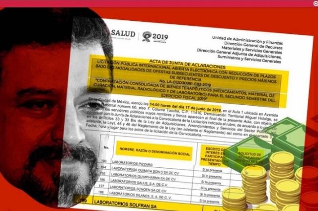 Pese a sanción, ex delegado en Jalisco hace contrato millonario