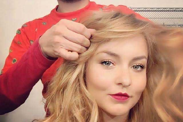Angelique Boyer cambia de look y lo presume en Instagram