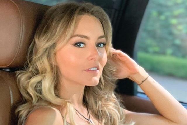 Angelique Boyer estrena nuevo look y así reaccionó Sebastian Rulli