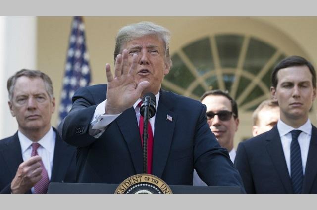 Trump evadió al fisco durante 10 años revela información de NYT