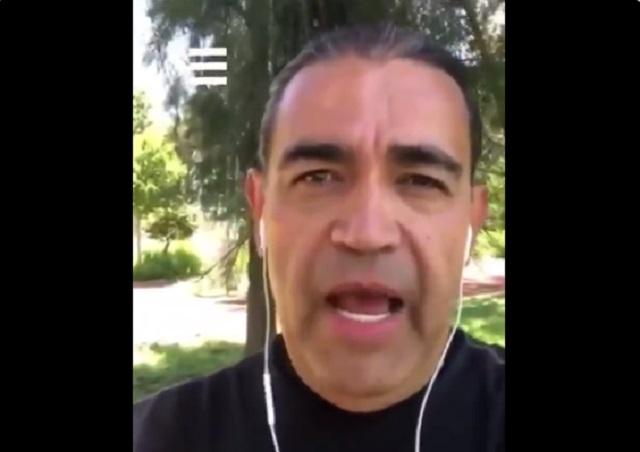 Esta es la nueva cuenta de Javier López Díaz en Twitter