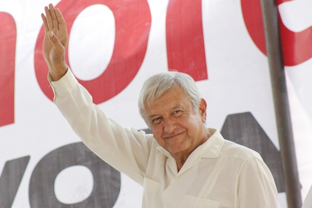Busca organización ganar adeptos para proyecto de López Obrador