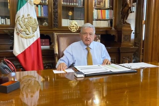 AMLO dice que Javier Alatorre cometió error y respalda a López Gatell