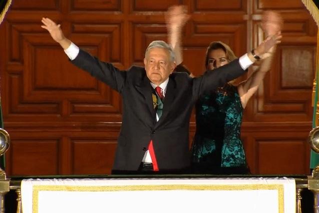 Estos son los 20 vivas de López Obrador el 15 de septiembre