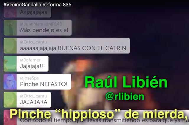 City Manager de la Miguel Hidalgo se enfrenta a #LordMeLaPelas