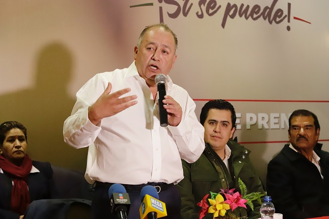 Se confirma llegada de Lorenzo Rivera por Javier Casique en el PRI