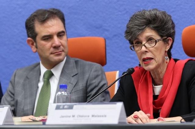 INE y TEPJF piden a candidatos que acepten resultados electorales