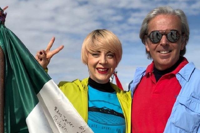 Lorenzo Lazo y Edith González cumplirían 9 años de casados