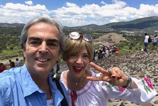 Aclaran que viudo de Edith González no tiene cáncer