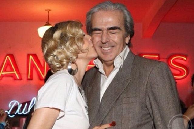 Así vivió Lorenzo Lazo cumpleaños sin Edith González