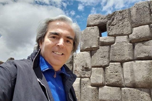Lorenzo Lazo habla de la hija de Edith González