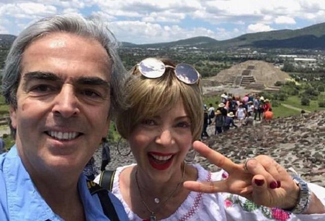 Lorenzo Lazo publica video inédito de Edith meses antes de morir