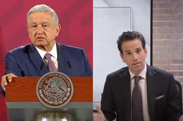 Foto / YouTube Gobierno de México y LatinUS