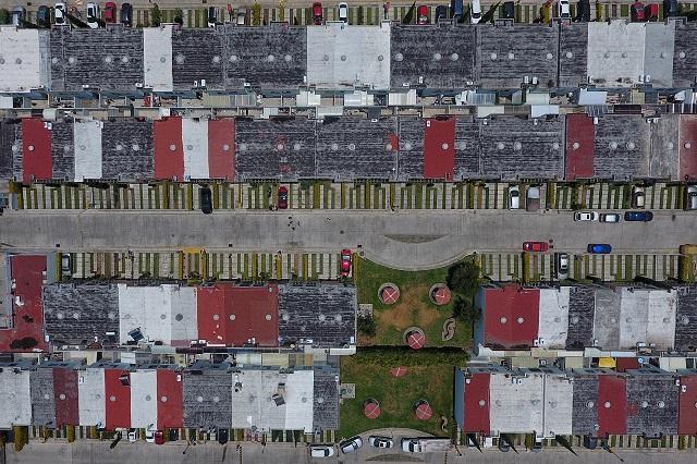 Asustan a vecinos con quitarles casas del Infonavit: El Barzón