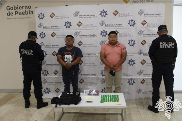 Cae jefe de banda de robo a transportistas en Tepeaca