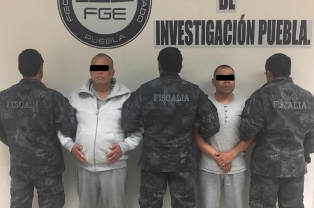 Vuelven al penal de Puebla secuestradores Los Larios