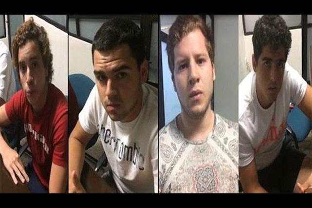 La policía española se declara lista para capturar a uno de Los Porkys