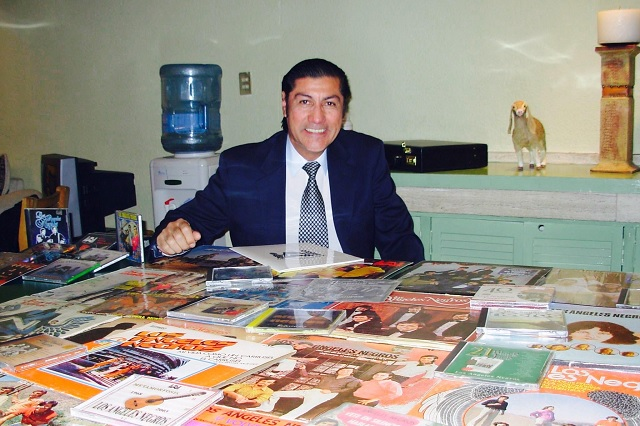 Muere Mario Hernán, el fundador de Los Ángeles Negros